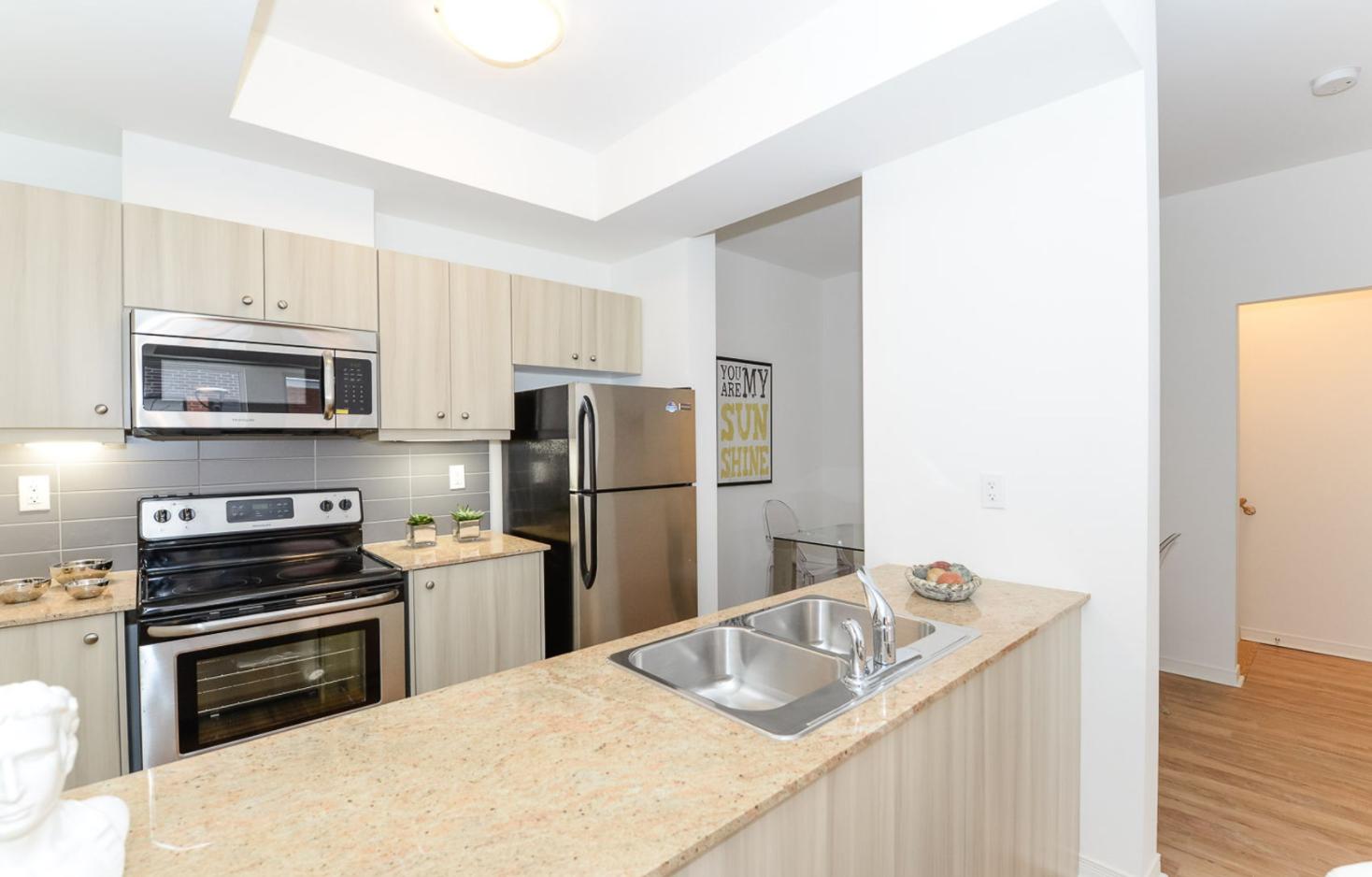 2-Bedroom Condo Townhouse: 68 Winston Park Blvd #44 - Morrison Sells ...