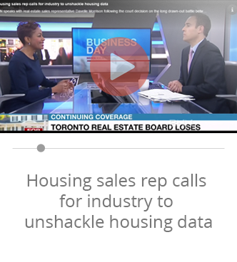 Davelle Housing sales rep calls for industry