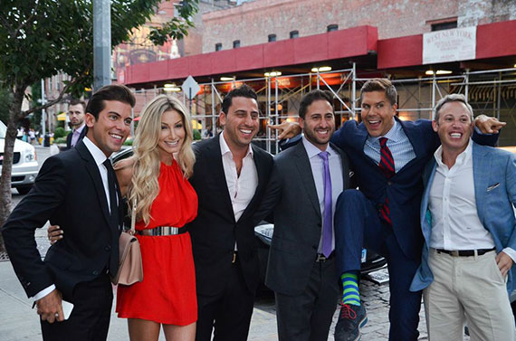 Million dollar listing cast